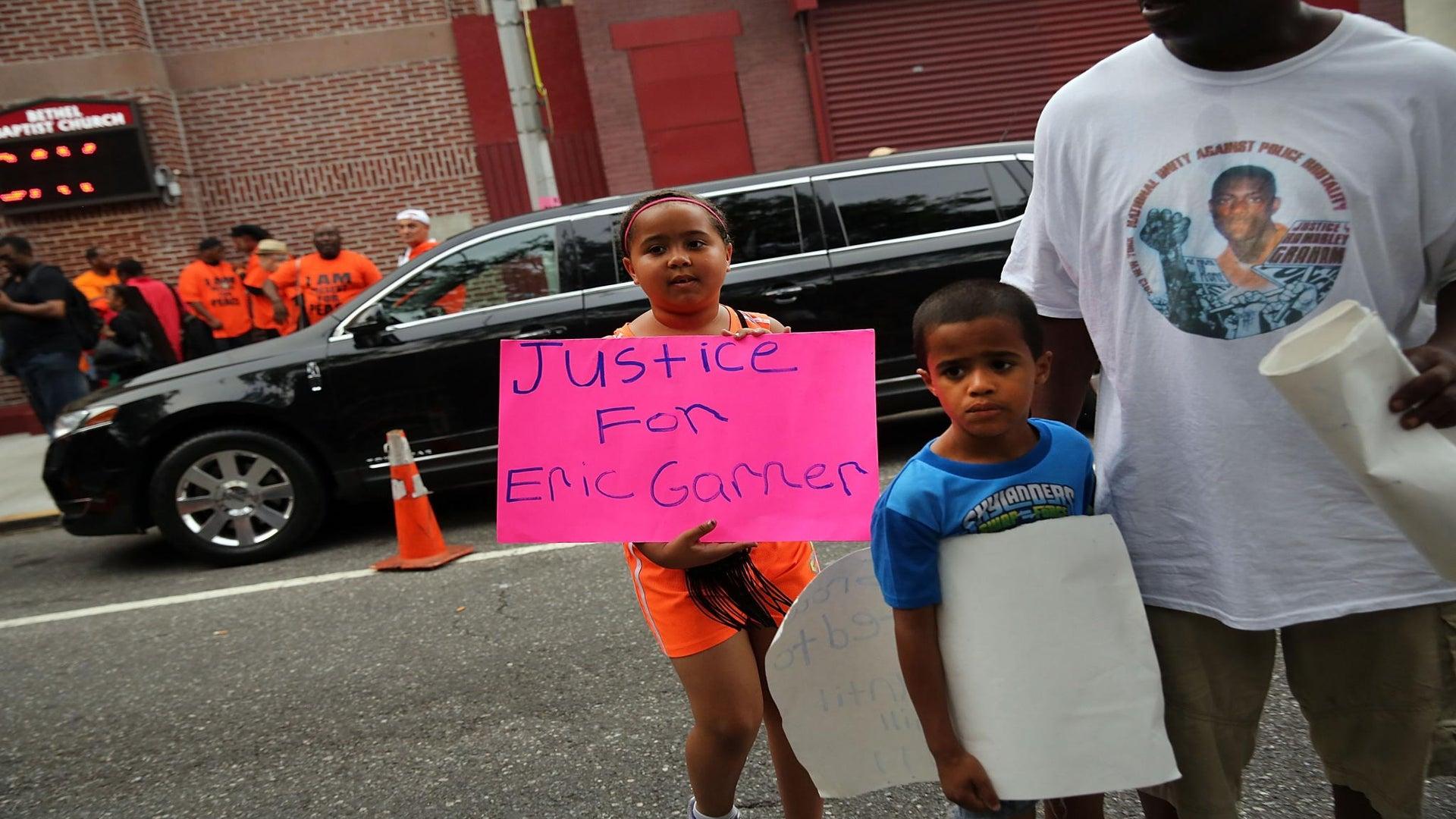 Eric Garner's Death Ruled Homicide by Medical Examiner