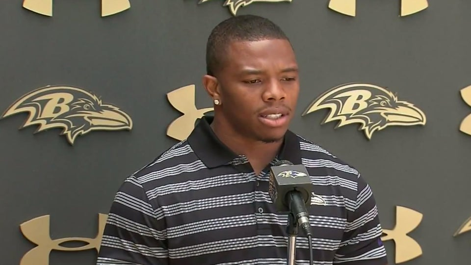 Baltimore Ravens Terminate Ray Rice After New Video of Elevator Punch