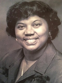 First Black Woman To Earn a Ph.D In Political Science Dies