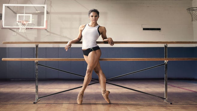 Must-See: Misty Copeland's Stunning Under Armour Ad