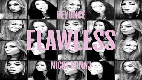 "Beyoncé References Elevator Fight in ""Flawless"" Remix"