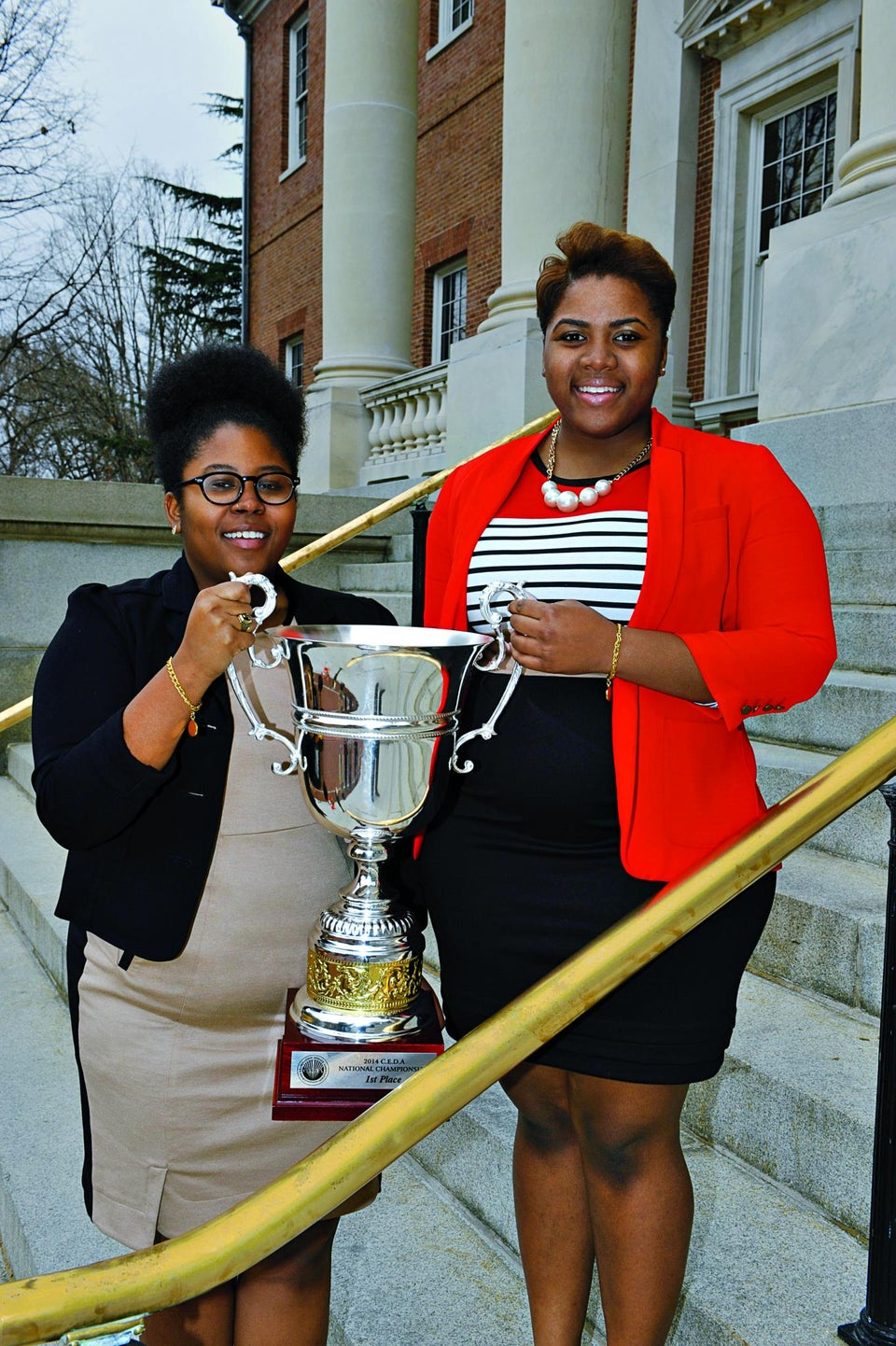 Meet The First Black Women to Win a National Debate Conference