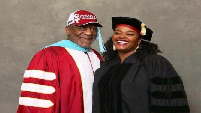 Coffee Talk: Bill Cosby Thanks Jill Scott and Whoopi Goldberg for Their Support