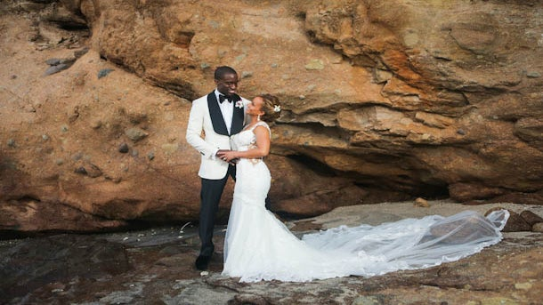 Bridal Bliss: Terri and Pete's St. Lucia Wedding