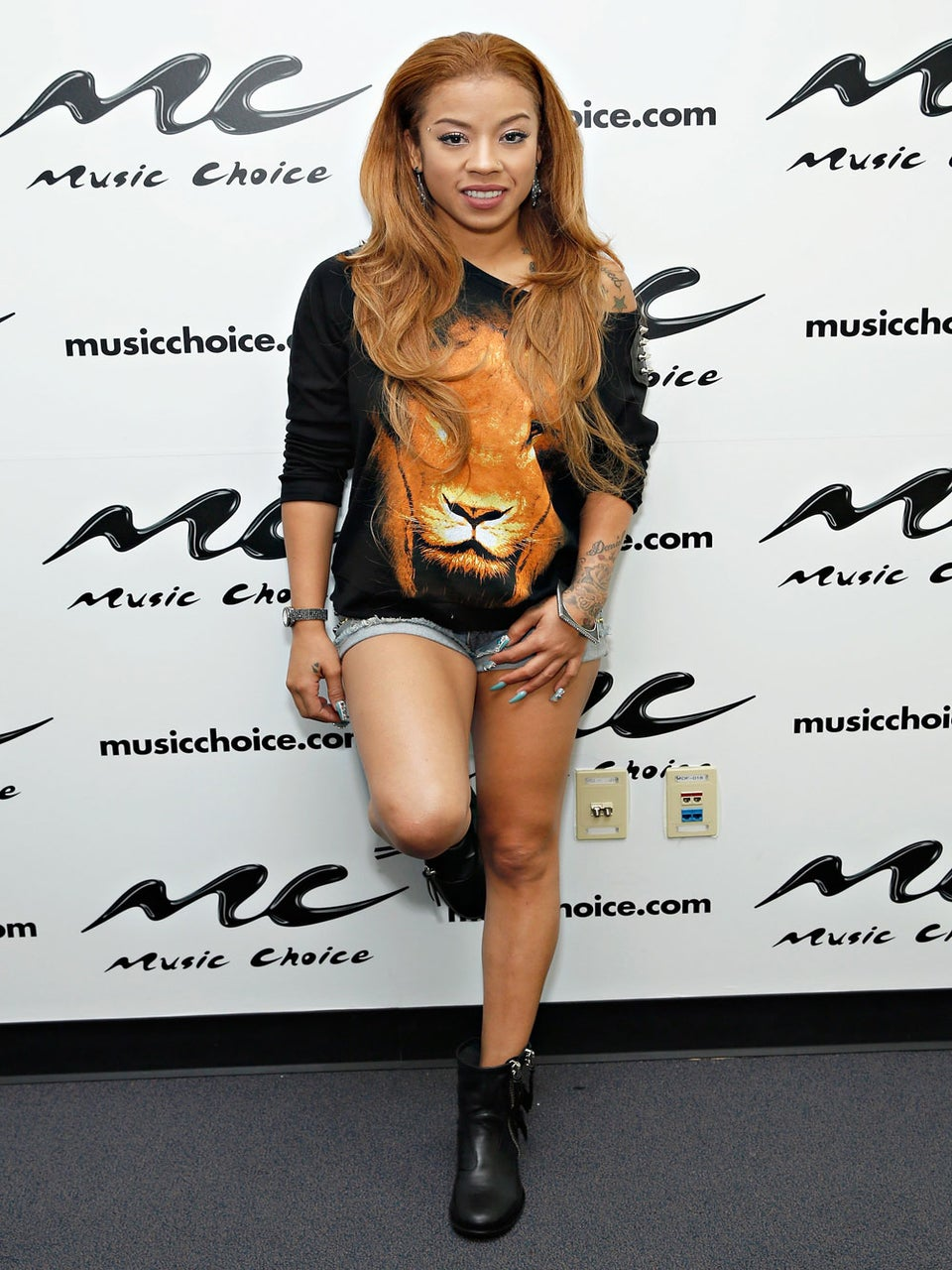 Keyshia Cole Arrested for Allegedly Assaulting Woman in Birdman's Home