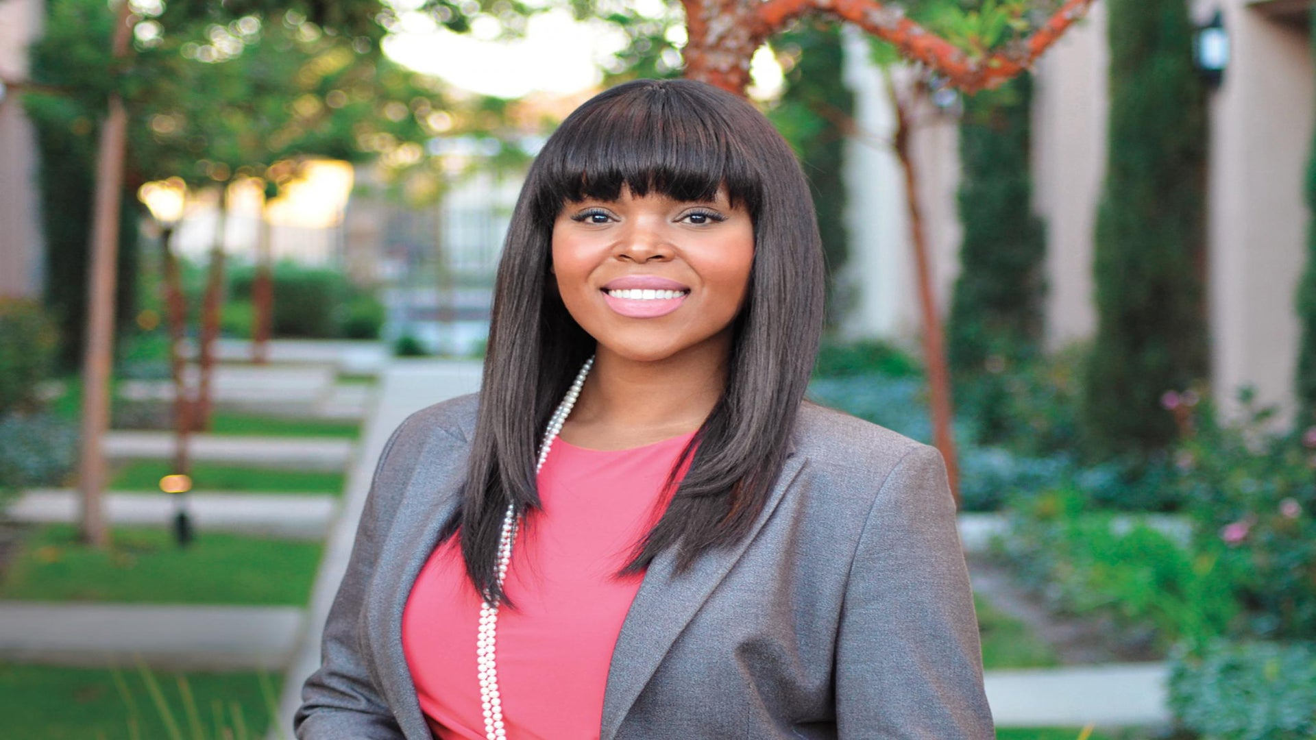 Aja Brown, Compton's Youngest Mayor Ever, Is Back For Her Second Term