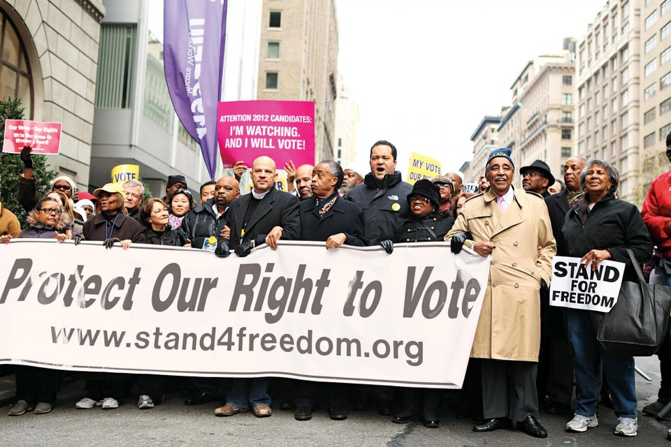 The Latest Assault on Your Voting Rights