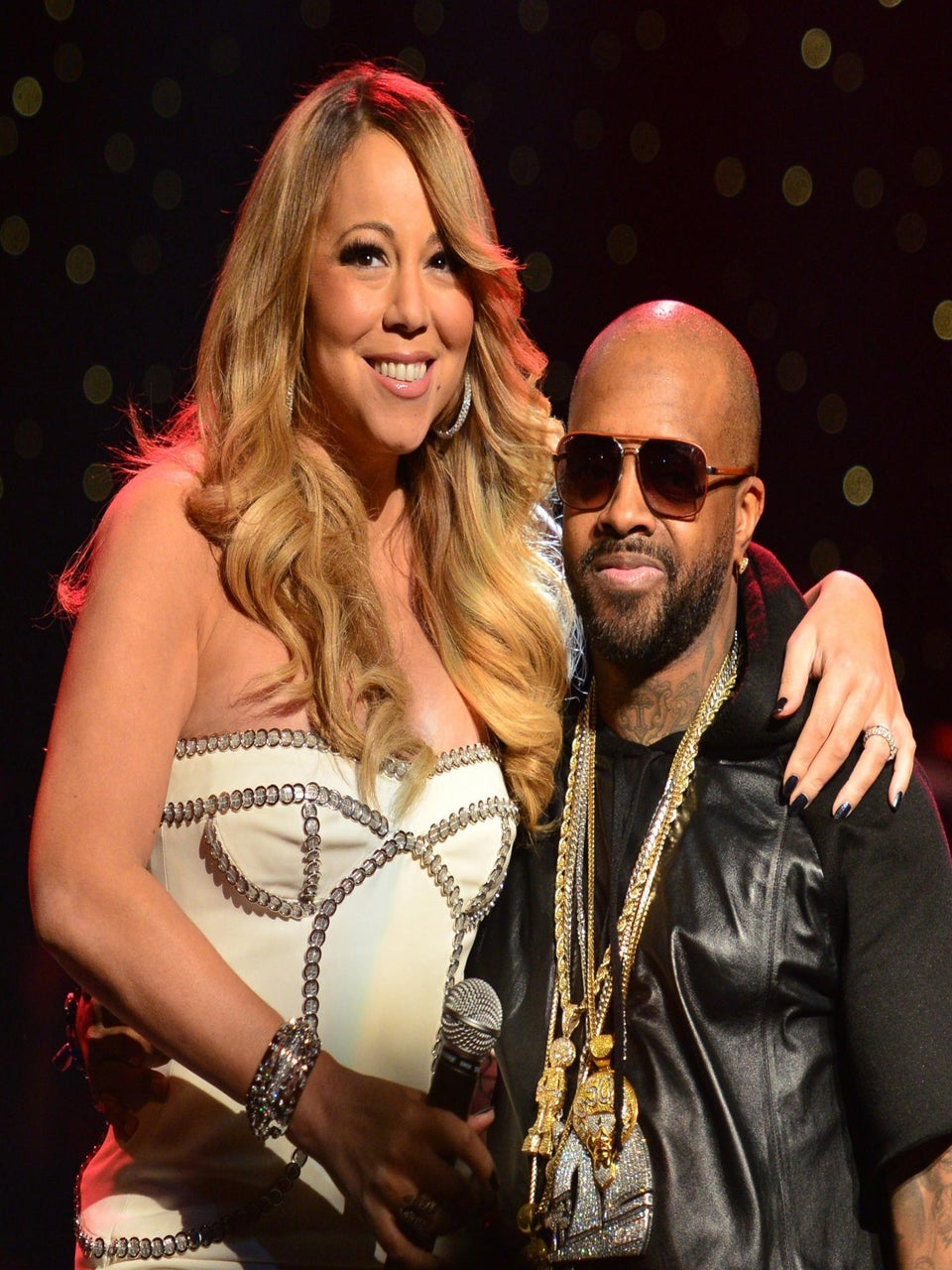 Coffee Talk: Mariah Carey Splits with Manager Jermaine Dupri