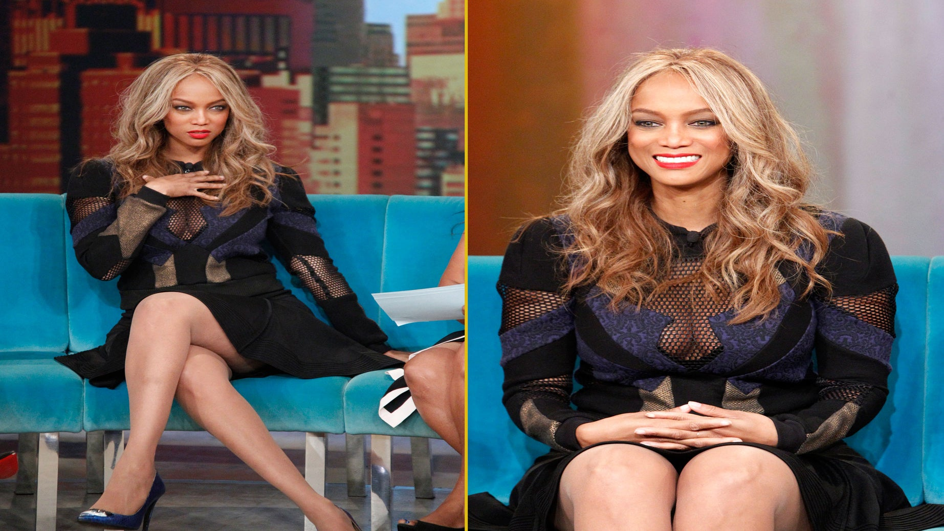 Tyra Banks' New Talk Show To Launch Fall 2015