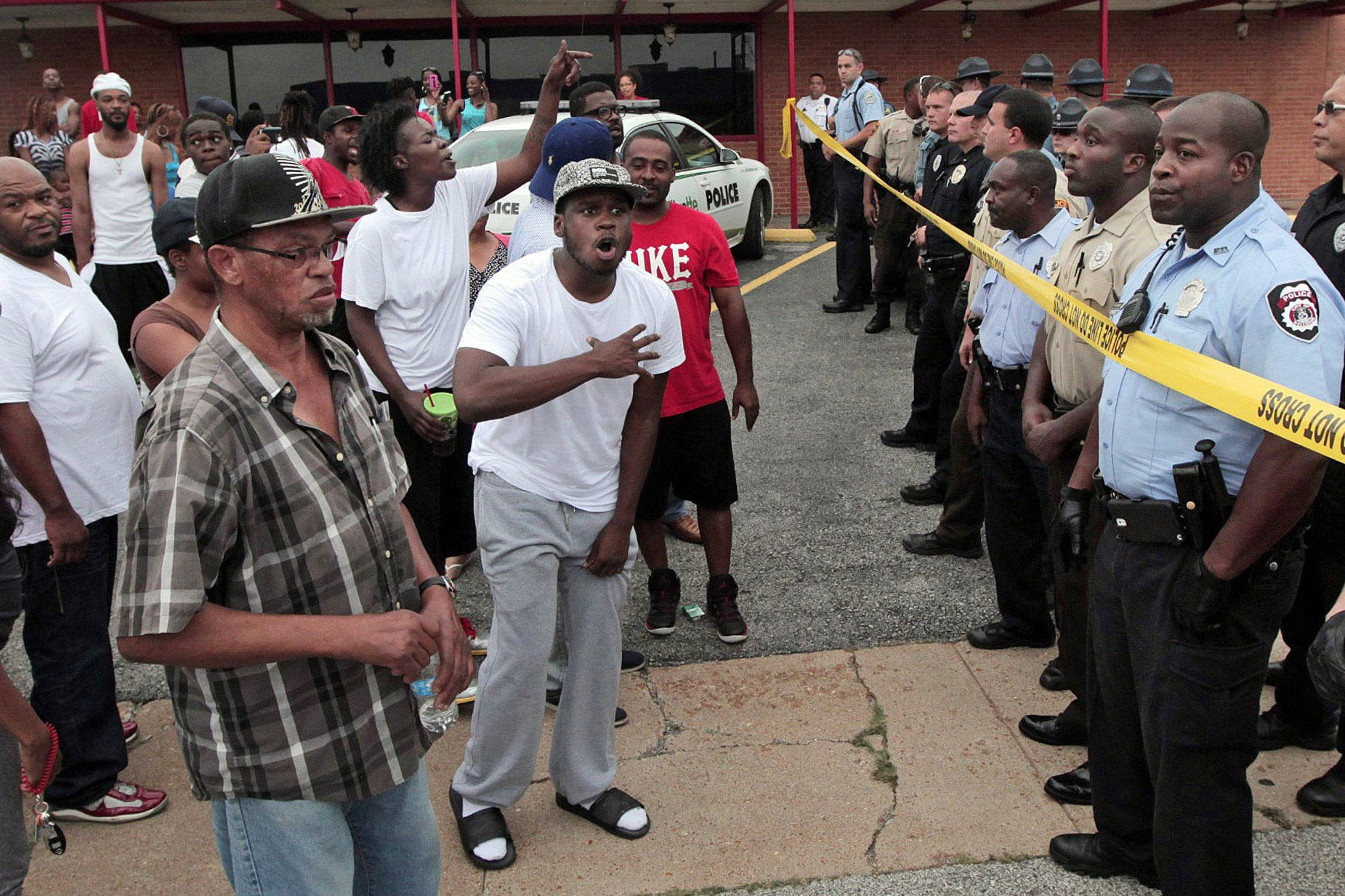 Police officer who shot unarmed black teen says he feared