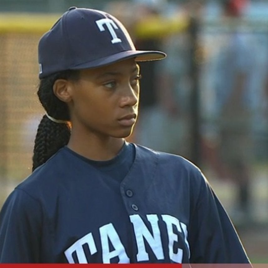 Little League Star Mo'ne Davis Picked Hampton University Because She Wants To Play With Girls Who Look Like Her