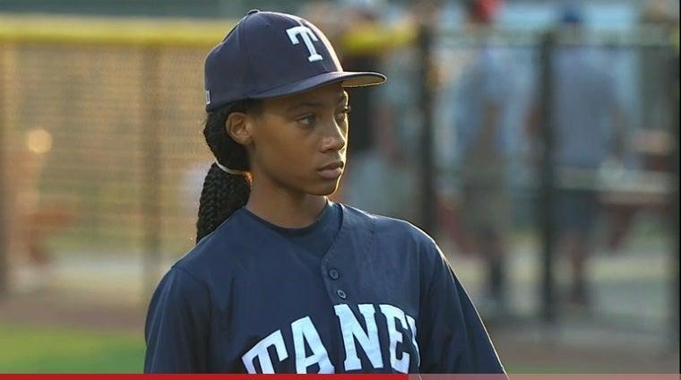 Teen Girl Leads Team to Little League World Series