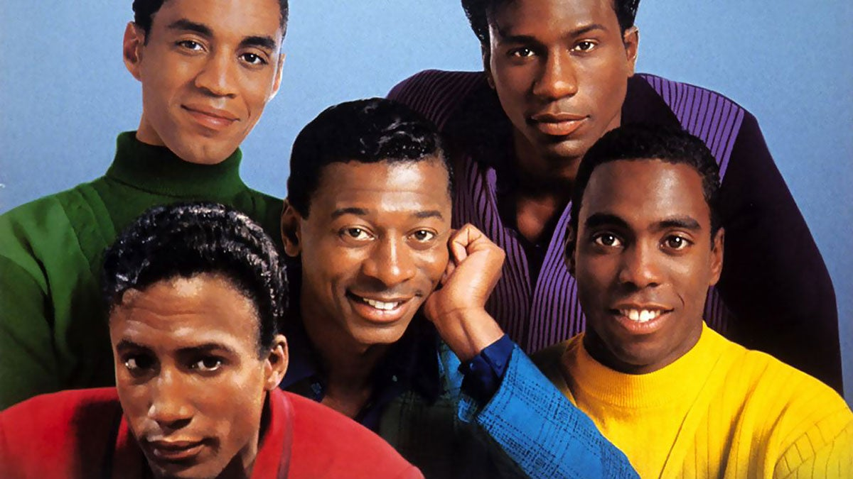 Good News! 'The Five Heartbeats' May Be Heading To Broadway