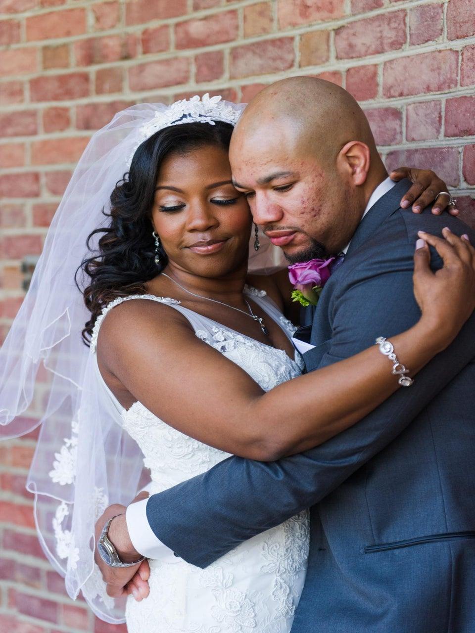 Bridal Bliss: Naima and Isaiah's Maryland Mansion Wedding