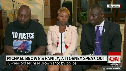 Michael Brown's Parents: 'Never Thought We'd 'Be Planning a Funeral'