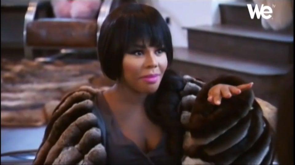 Must-See: Watch a Sneak Peek of Lil' Kim Planning Her Baby Shower