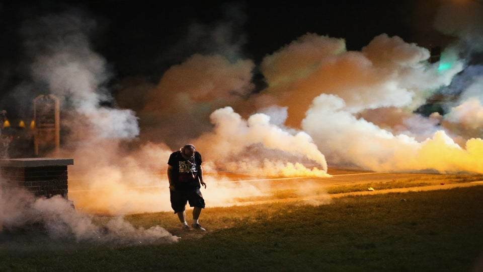 Police Use Military Tactics on Ferguson Civilians, Politicians Speak Out