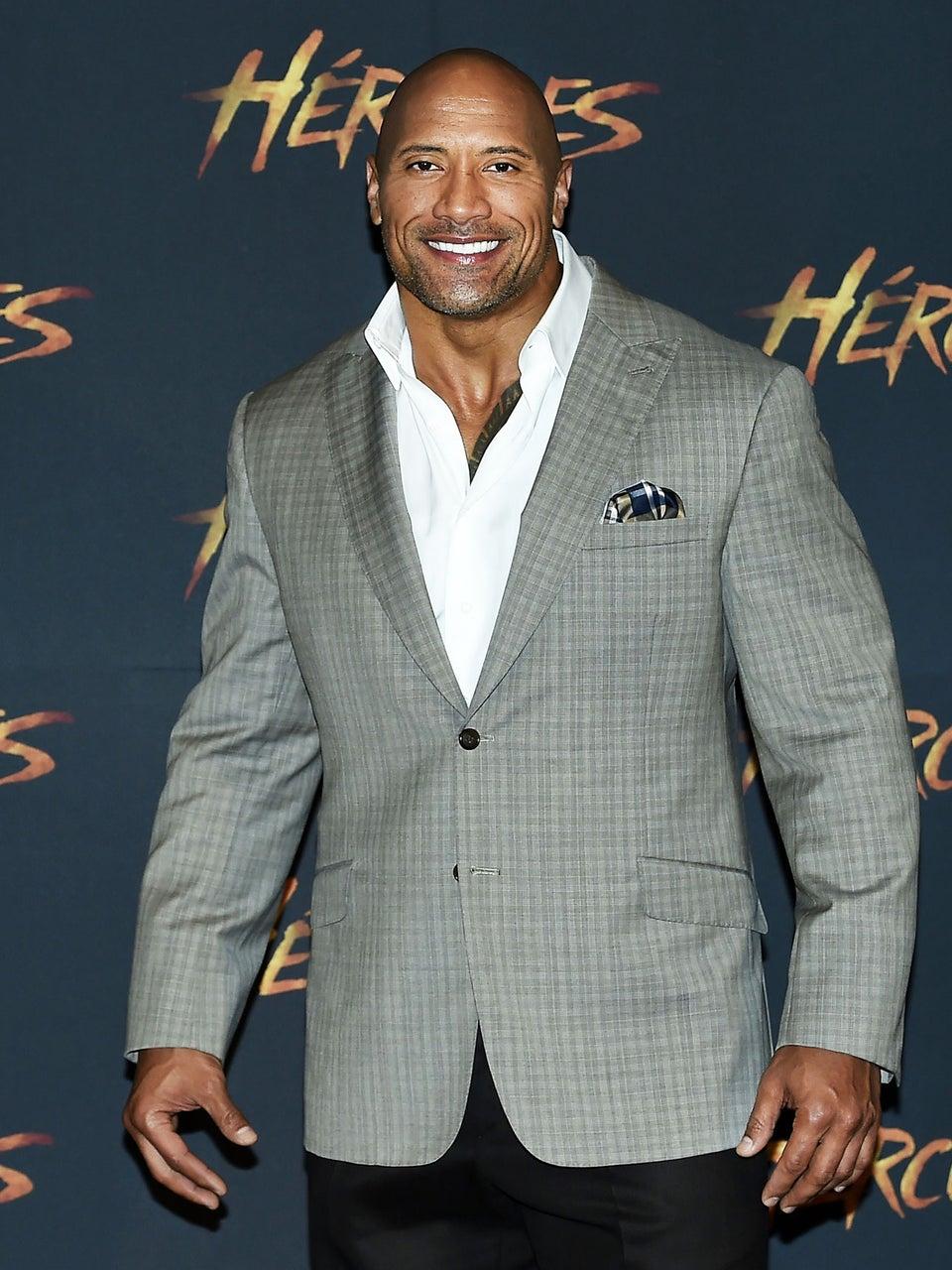 Coffee Talk: Dwayne Johnson to Play a Superhero Villain in 'Shazam'