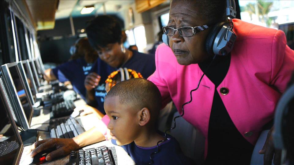It Takes a Tech Village: Hop on Estella's Brilliant Bus