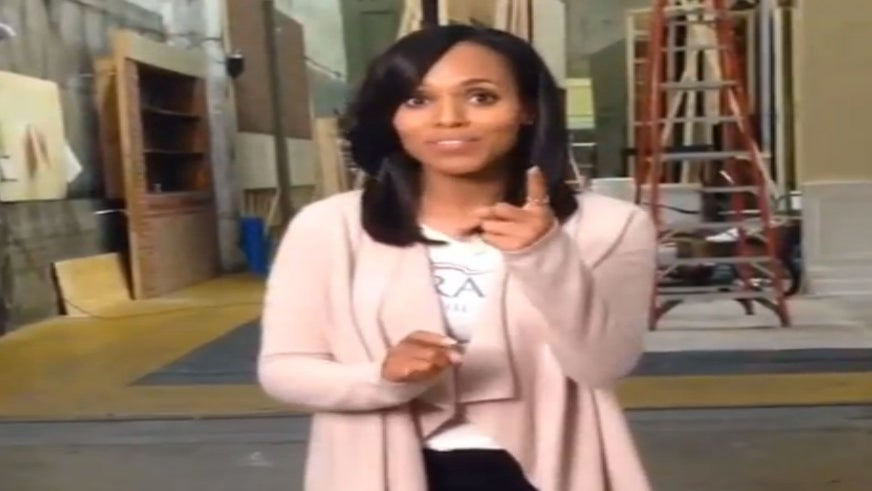 Oprah, Kerry Washington, and More, Take Part in Ice Bucket Challenges