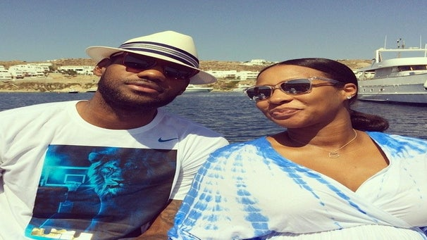 Coffee Talk: Lebron James Shares His Unborn Daughter's Name