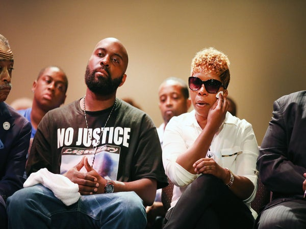 What Will the Holidays Be Like for the Families of Mike Brown, Eric Garner, and Tamir Rice?