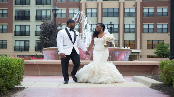 Bridal Bliss: Raven and Tracy's Maryland Wedding