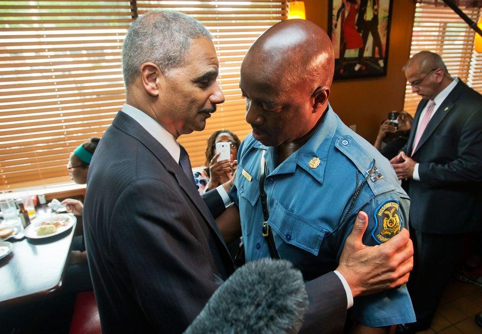 Justice Department Announces Civil Rights Investigation of Ferguson Police Department