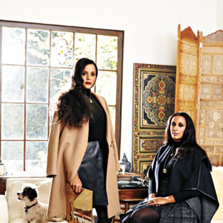 Style Diaries: Sydney & Anika Poitier