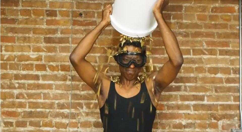 Orlando Jones Creates 'Bullet Bucket Challenge' in Support of Ferguson