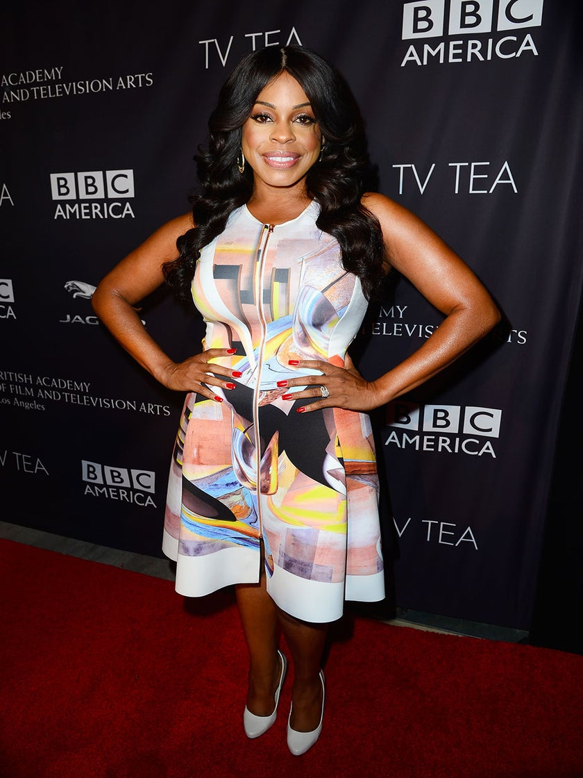 Niecy Nash Doesn't Regret Setting Sherri Shepherd Up With Her Now Ex-Husband
