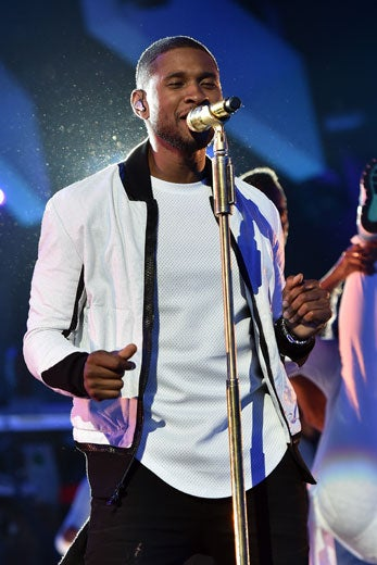 Usher: VMAs Performance Will Be Unlike Anything I've Ever Done Before