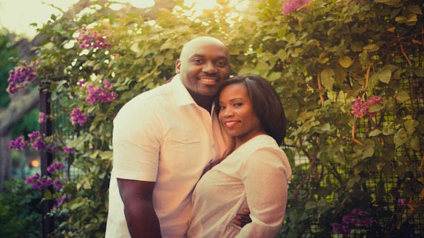 Just Engaged: Dawn and Eugenio's Engagement Story