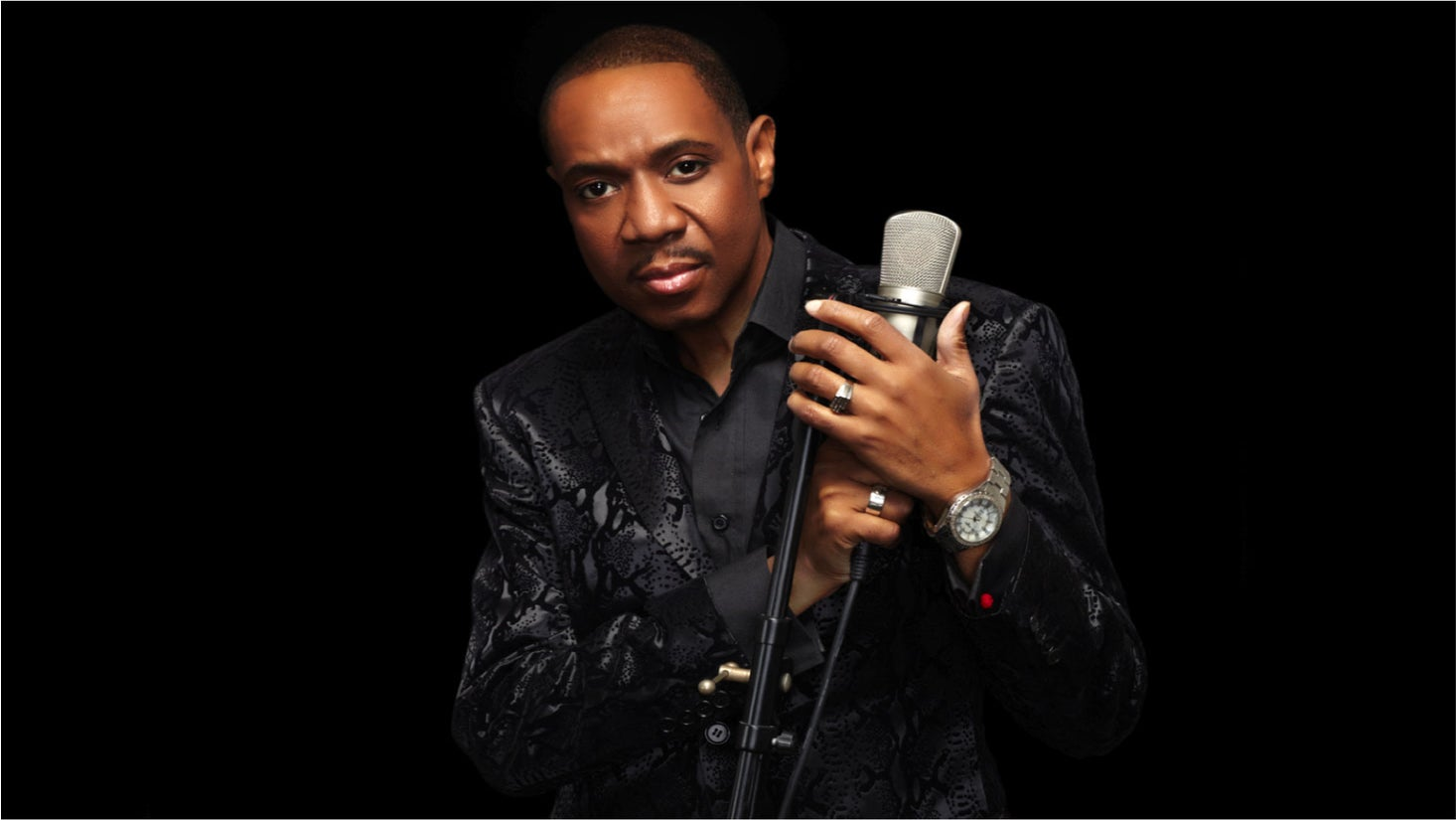 Listen to R&B Legend Freddie Jackson's New Song, 'Love and Satisfaction'