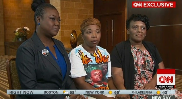 Michael Brown, Trayvon Martin and Sean Bell's Mothers Discuss Dealing with the Loss of a Son