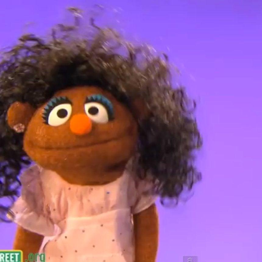 Afrobella's Inspiring Sesame Street Hair Moments