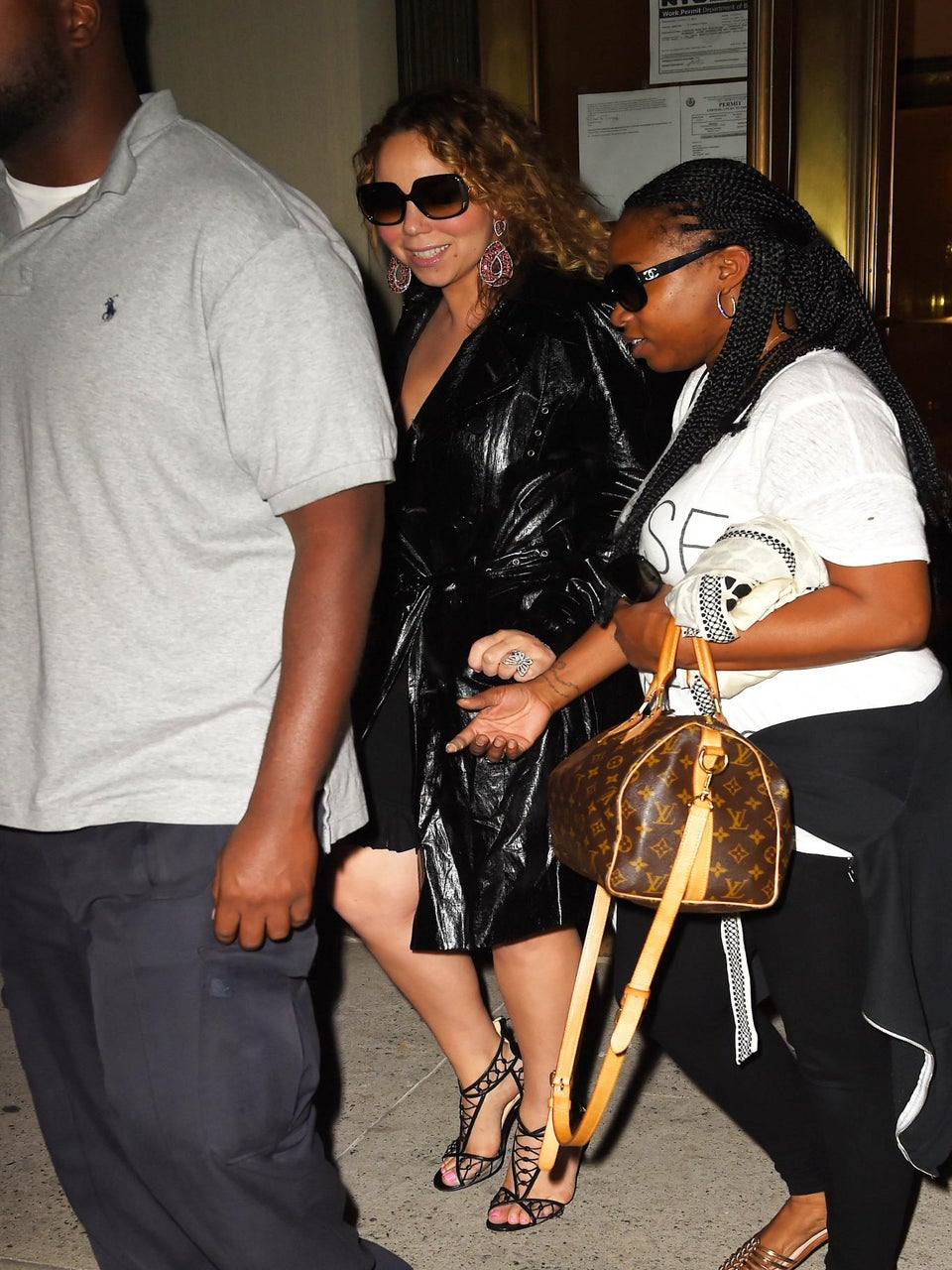 Photo: Mariah Carey's First Outing Since Confirmed Separation from Nick Cannon