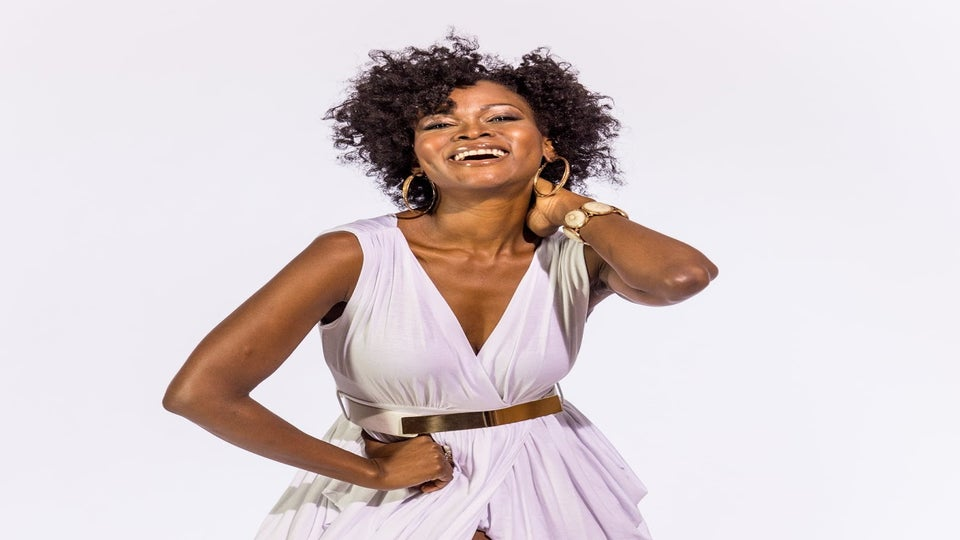 Author Abiola Abrams On Becoming A Sacred Bombshell, Her New Self Love Handbook