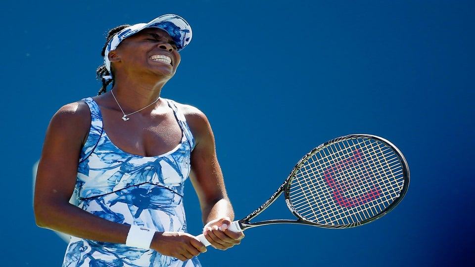 Venus Williams Suffers Close Loss at U.S. Open