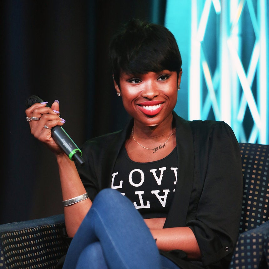 Jennifer Hudson Shares Messy Weight Loss Trick