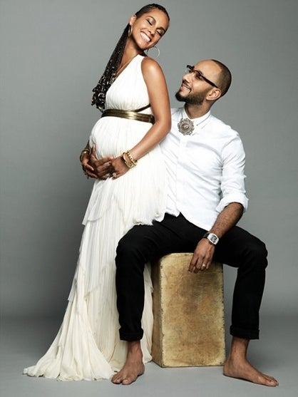 Alicia Keys Announces the Due Date for Her Second Child
