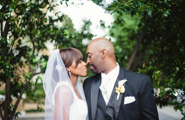 Bridal Bliss: Ayana and Savill's Atlanta Wedding