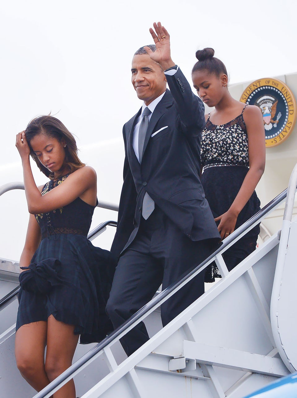 President Obama to Bring Daughters Along for Selma Anniversary March