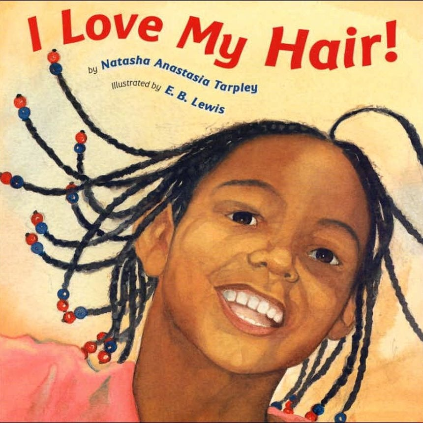 7 Awesome Kids Books on Natural Hair and Brown Girl Beauty
