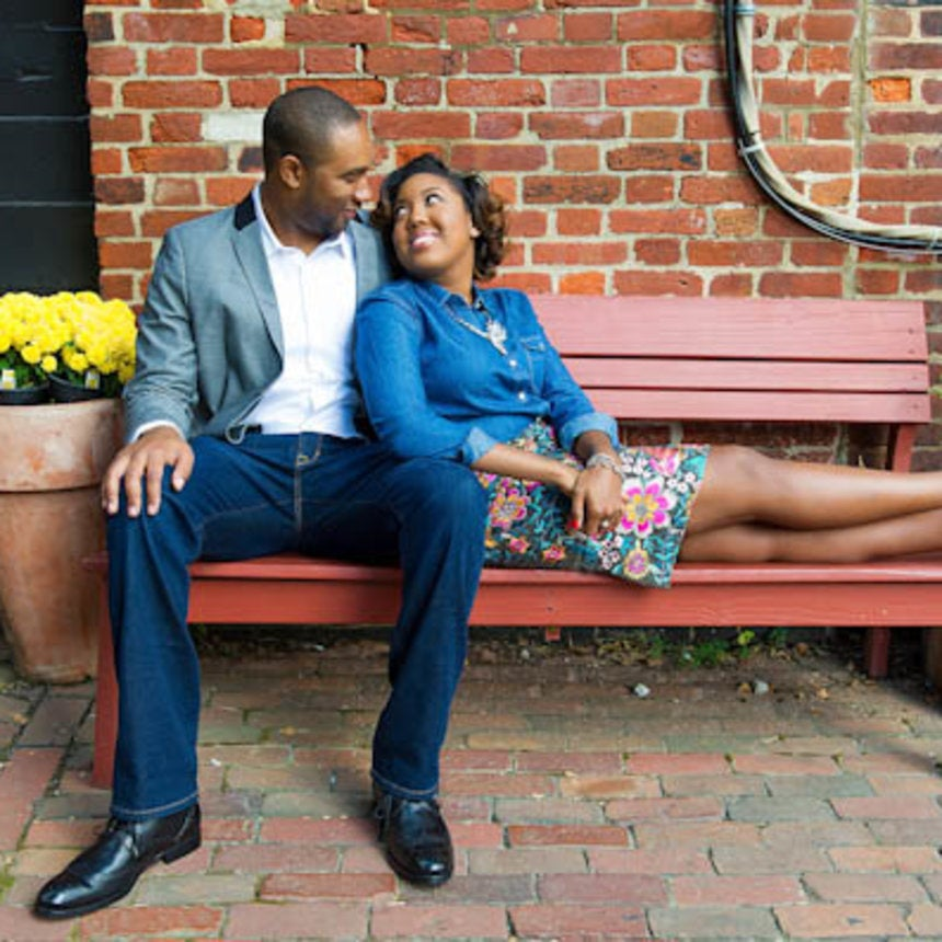 Just Engaged: Jacquelyn and Michael's Engagement Photos