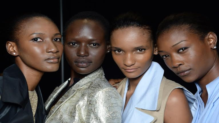 Tome Designers Top With 8 Black Models on The Runway