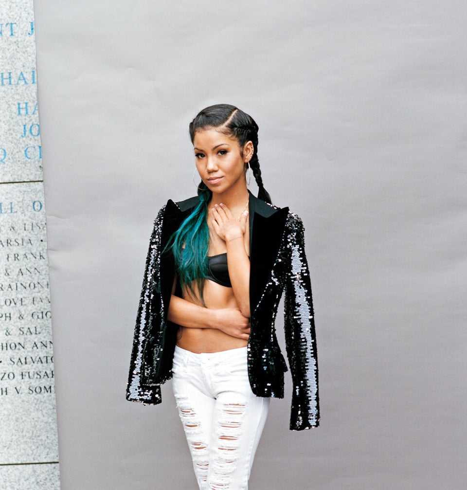 Five Things You Didn't Know About Jhene Aiko