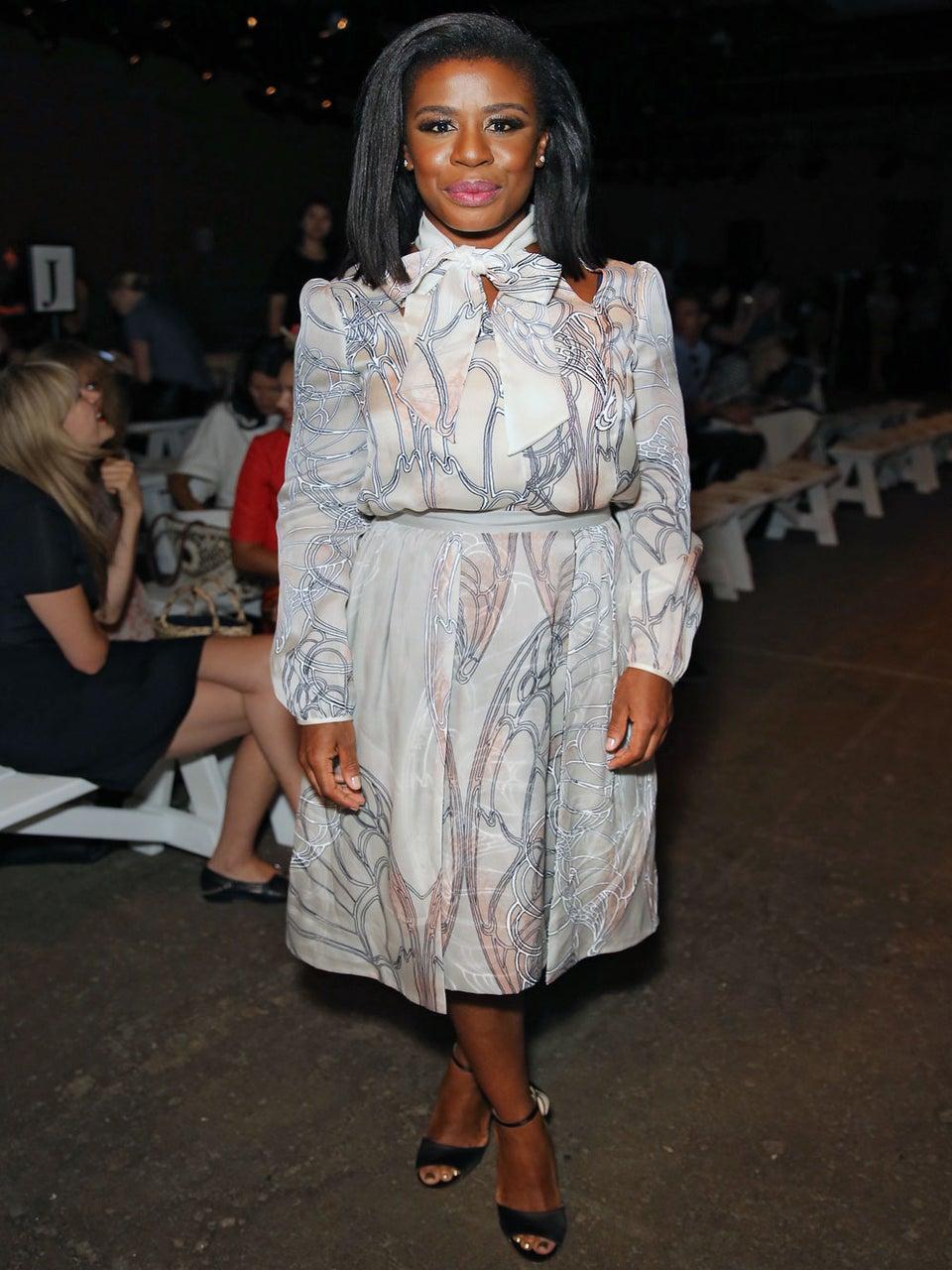 Uzo Aduba Shares Her Favorite Designers