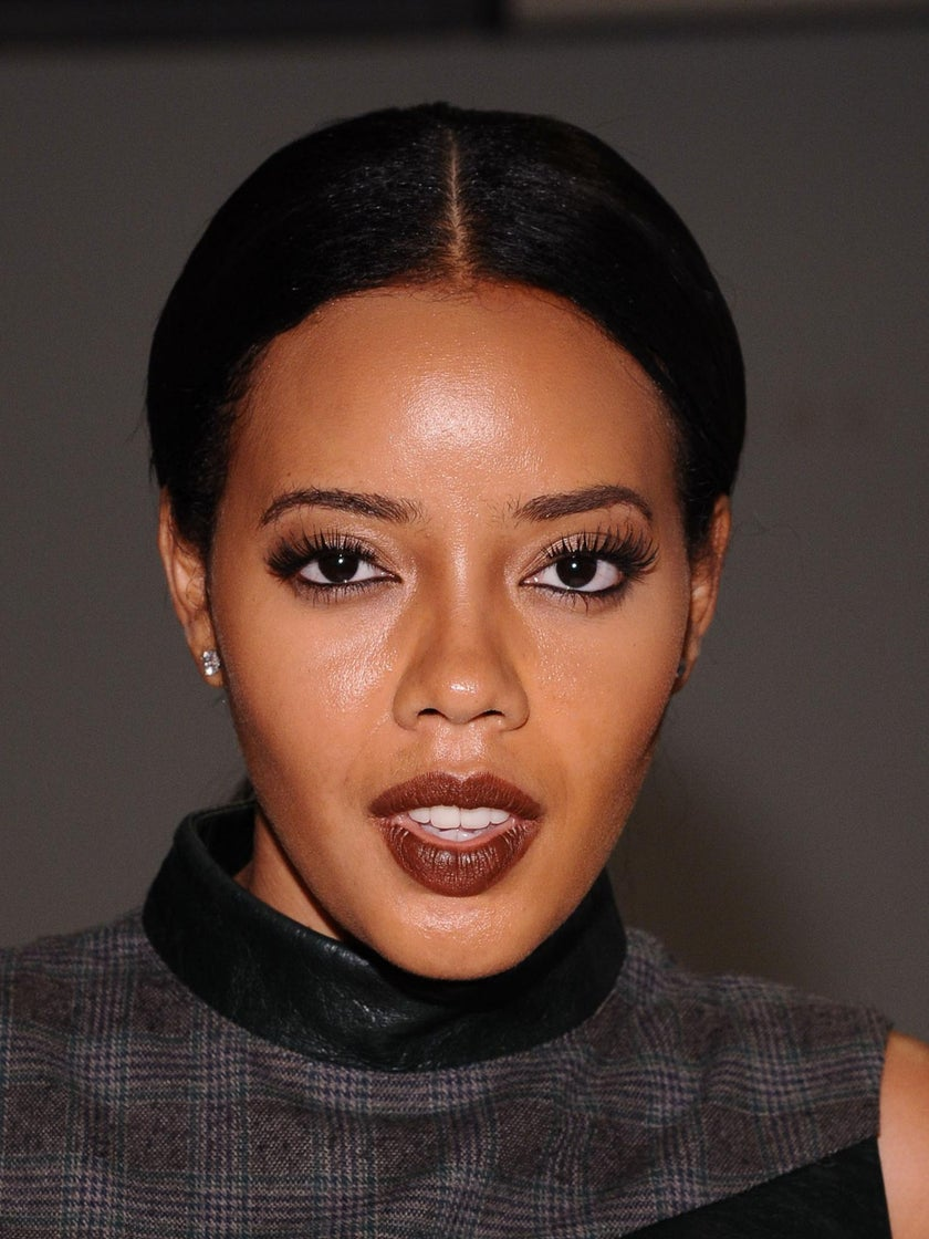 Get The Look: Angela Simmons at NYFW Spring '15