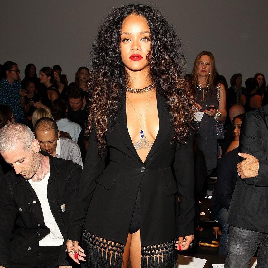 Coffee Talk: CBS Cuts Rihanna Song from Thursday Night Football Amid Ray Rice Scandal